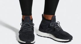 3648762f02152 adidas Ultra Boost Mid ATR Black White BB6218 Sneakers Trainers FOR Man  Women in UK EU ...