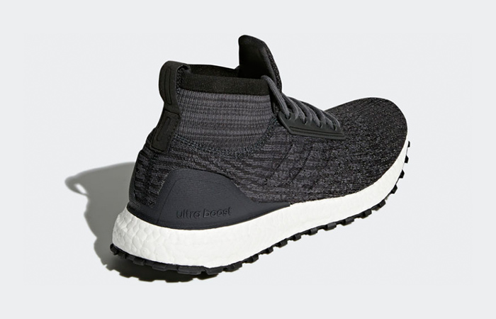 928fe5bc8f6be ... adidas Ultra Boost Mid ATR Black White BB6218 Sneakers Trainers FOR Man  Women in UK EU
