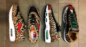 atmos x Nike Air Max Animal Pack 2.0 Closer Look Buy New Sneakers Trainers FOR Man Women in United Kingdom UK Europe EU Germany DE 01