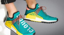 c4a8e7f3f Pharrell Williams x adidas NMD Hu Trail Green AC7188 Buy New Sneakers  Trainers FOR Man Women ...