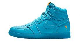 Air Jordan 1 Gatorade Blue Lagoon AJ5997-455 Buy New Sneakers Trainers FOR Man Women in United Kingdom UK Europe EU Germany DE 03