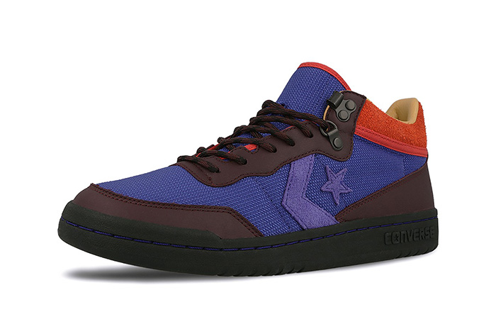 43424fea936 ... Clot x Converse Fastbreak Mid Arctic Expedition Grape 160284C Sneakers  Trainers FOR Man Women in United ...