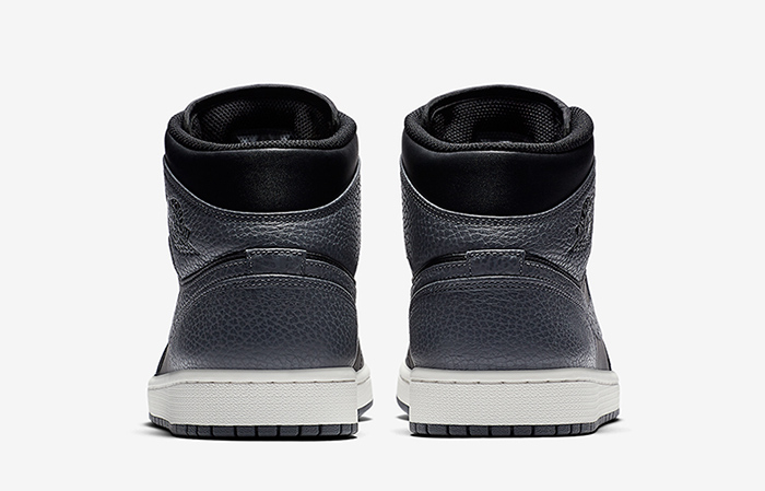 4239f5f2679482 ... Jordan 1 Mid Tumbled Leather Grey 554724-041 Buy New Sneakers Trainers  FOR Man Women