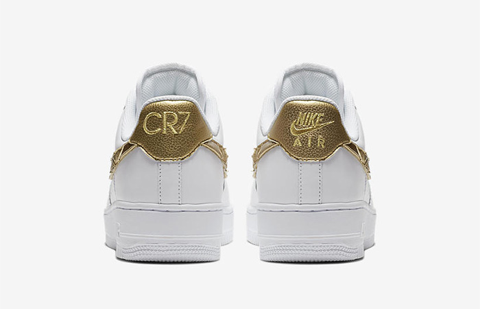 Nike Air Force 1 CR7 Golden Patch AQ0666-100 Buy New Sneakers Trainers FOR Man Women in United Kingdom UK Europe EU Germany DE 01