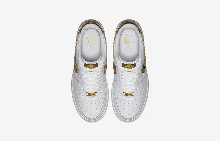 Nike Air Force 1 CR7 Golden Patch AQ0666-100 Buy New Sneakers Trainers FOR Man Women in United Kingdom UK Europe EU Germany DE 03