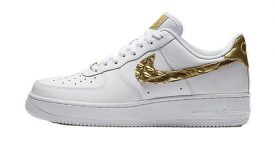 Nike Air Force 1 CR7 Golden Patch AQ0666-100 Buy New Sneakers Trainers FOR Man Women in United Kingdom UK Europe EU Germany DE 04
