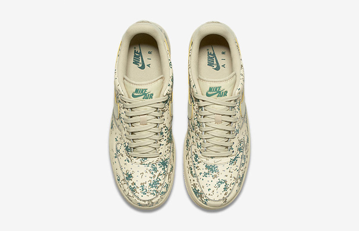 Nike Air Force 1 Camo Beige 823511-700 Buy New Sneakers Trainers FOR Man Women in United Kingdom UK Europe EU Germany DE 02