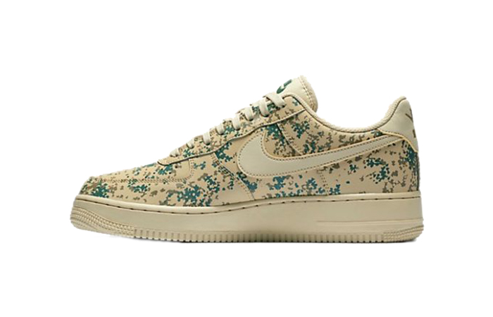 Nike Air Force 1 Camo Beige 823511-700 Buy New Sneakers Trainers FOR Man Women in United Kingdom UK Europe EU Germany DE 04
