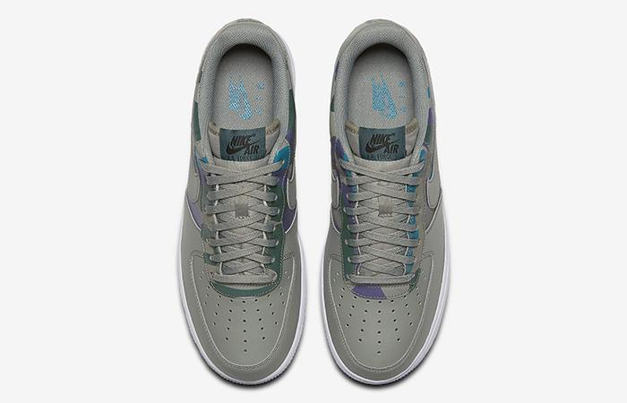 Nike Air Force 1 Camo Dark Stucco 823511-008 Buy New Sneakers Trainers FOR Man Women in United Kingdom UK Europe EU Germany DE 02