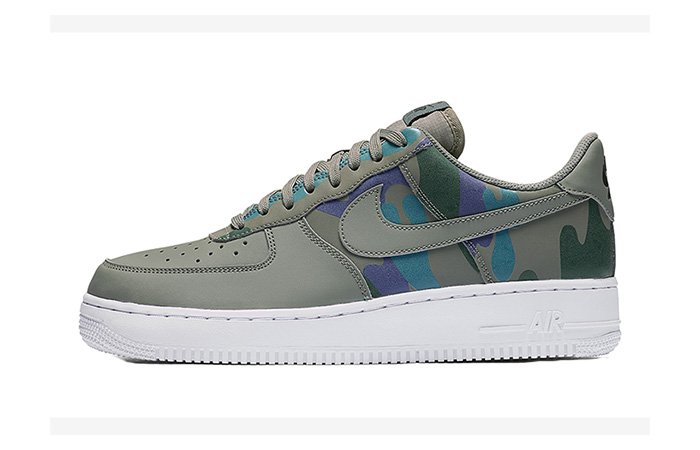 Nike Air Force 1 Camo Dark Stucco 823511-008 Buy New Sneakers Trainers FOR Man Women in United Kingdom UK Europe EU Germany DE 03