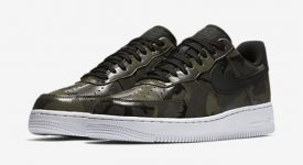 Nike Air Force 1 Camo Olive 823511-201 Buy New Sneakers Trainers FOR Man Women in United Kingdom UK Europe EU Germany DE 03