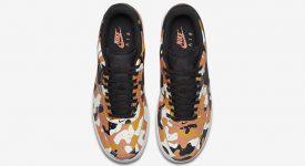 Nike Air Force 1 Camo Orange 823511-800 Buy New Sneakers Trainers FOR Man Women in United Kingdom UK Europe EU Germany DE 02