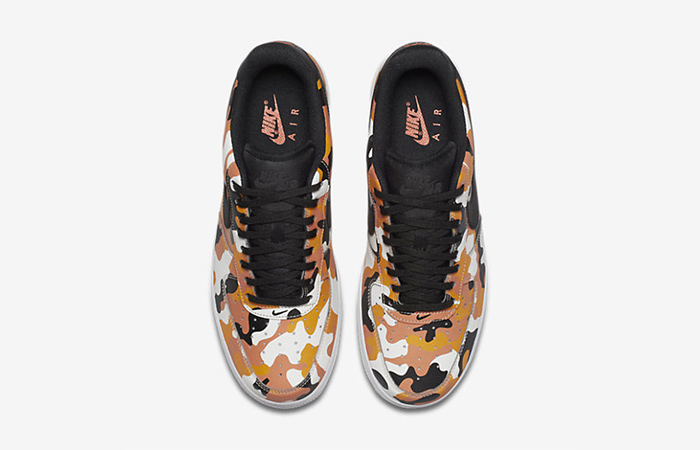 d579b7c2242af ... Nike Air Force 1 Camo Orange 823511-800 Buy New Sneakers Trainers FOR  Man Women ...