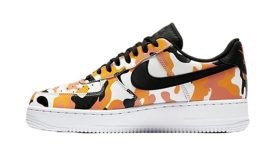Nike Air Force 1 Camo Orange 823511-800 Buy New Sneakers Trainers FOR Man Women in United Kingdom UK Europe EU Germany DE 04