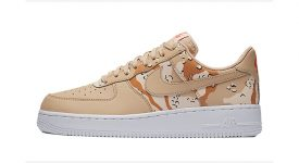 Nike Air Force 1 Camo Orange Quartz 823511-202 Buy New Sneakers Trainers FOR Man Women in United Kingdom UK Europe EU Germany DE 03