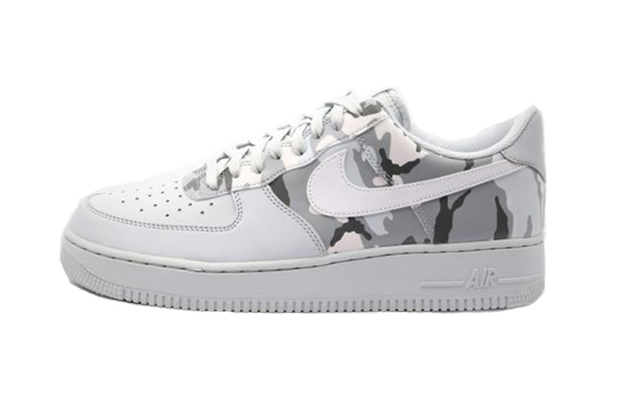 Nike Air Force 1 Camo White 823511-009 Buy New Sneakers Trainers FOR Man Women in United Kingdom UK Europe EU Germany DE 04