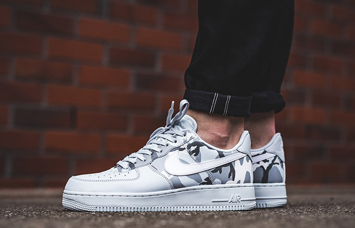 Nike Air Force 1 Camo White 823511-009 Buy New Sneakers Trainers FOR Man Women in United Kingdom UK Europe EU Germany DE 05
