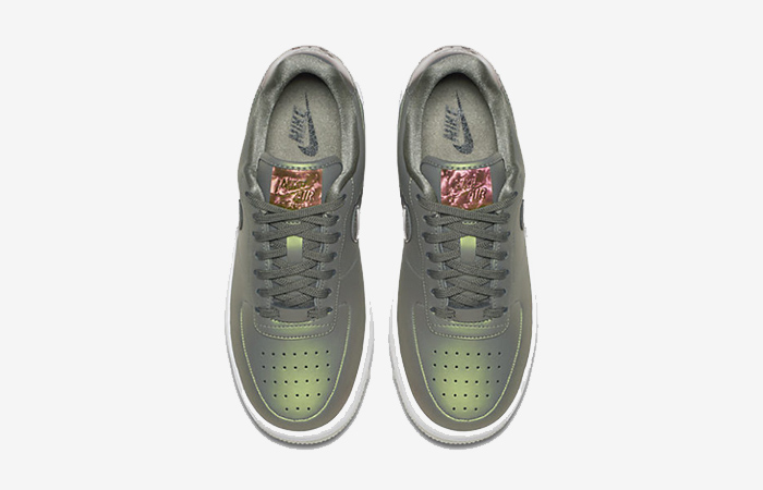 Nike Air Force 1 Upstep PRM Dark Stucco AA3964-001Buy New Sneakers Trainers FOR Man Women in United Kingdom UK Europe EU Germany DE 02