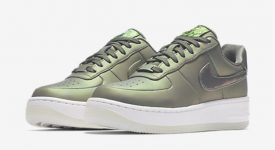 Nike Air Force 1 Upstep PRM Dark Stucco AA3964-001Buy New Sneakers Trainers FOR Man Women in United Kingdom UK Europe EU Germany DE 03