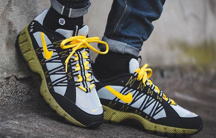 606b0be523c9 Nike Air Humara 17 Black Maize AJ1102-001 Buy New Sneakers Trainers FOR Man  Women ...