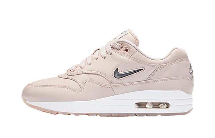 Nike Air Max 1 Jewel Pink Womens AA0512