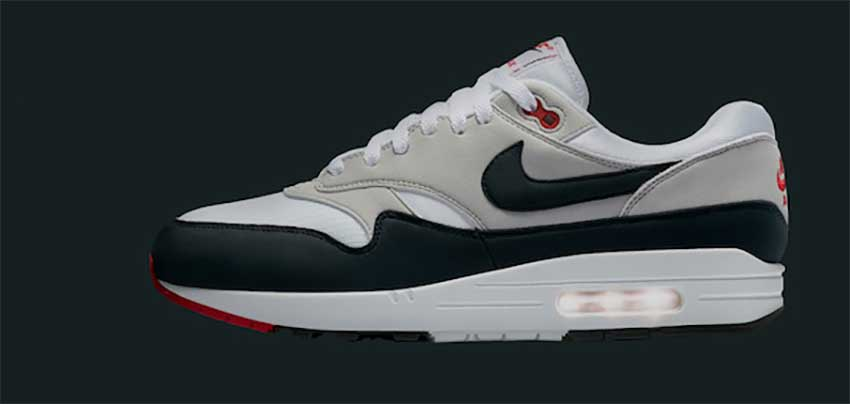 new arrival b96ff 725a9 Nike Air Max 1 Obsidian 30th Anniversary 908375-104 Release Date Sneakers  Trainers FOR Man