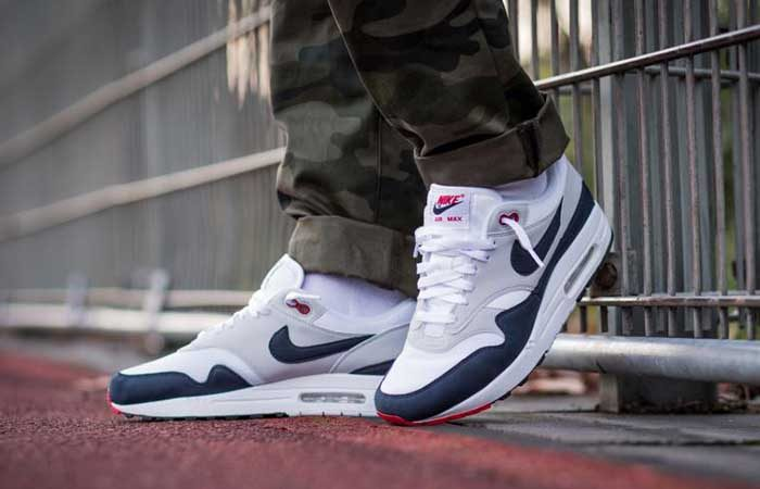 Nike Air Max 1 OG 30th Anniversary Dark Obsidian 908375 104