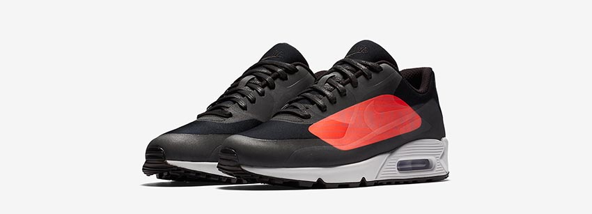 save off 252ae 718d8 Nike Air Max 90 NS GPX Infrared and Laser Blue – Fastsole