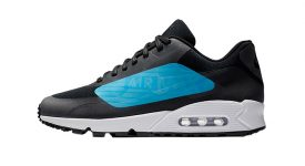 Nike Air Max 90 NS GPX Laser Blue AJ7182-002 Buy New Sneakers Trainers FOR Man Women in United Kingdom UK Europe EU Germany DE 02