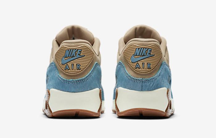 Nike Air Max 90 Smokey Blue 898512-200 Buy New Sneakers Trainers FOR Man Women in United Kingdom UK Europe EU Germany DE 01