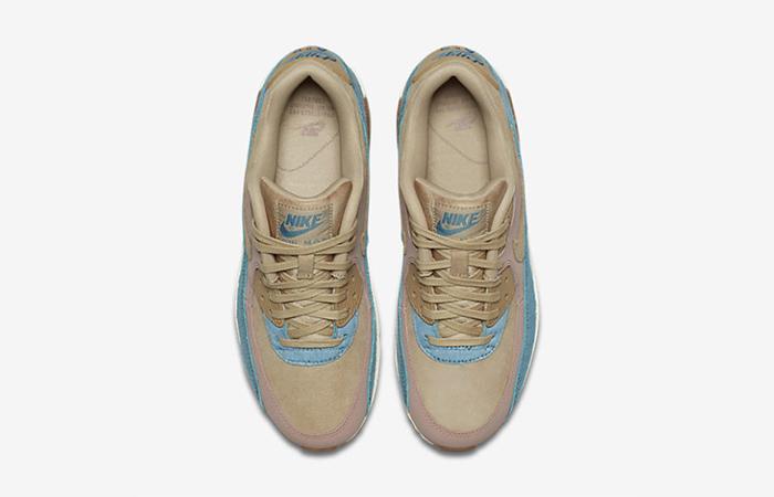 Nike Air Max 90 Smokey Blue 898512-200 Buy New Sneakers Trainers FOR Man Women in United Kingdom UK Europe EU Germany DE 02