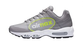 Nike Air Max 95 NS GPX Grey Volt AJ7183-001 Buy New Sneakers Trainers FOR Man Women in United Kingdom UK Europe EU Germany DE 07