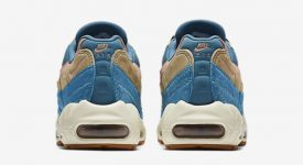 Nike Air Max 95 Smokey Blue AA1103-002 Buy New Sneakers Trainers FOR Man Women in United Kingdom UK Europe EU Germany DE 01