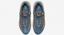 Nike Air Max 95 Smokey Blue AA1103-002 Buy New Sneakers Trainers FOR Man Women in United Kingdom UK Europe EU Germany DE 02