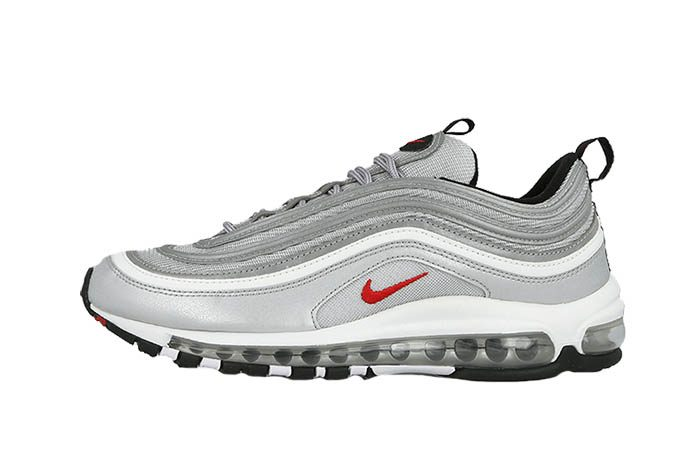 separation shoes 87372 59d4b nike air max 97 silver bullet