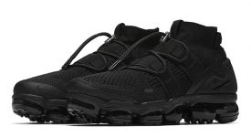 81e5aafee22c ... Nike Air VaporMax Utility Triple Black Buy New Sneakers Trainers FOR  Man Women in United Kingdom ...