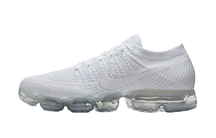 half off bc2f7 100d2 Nike Air VaporMax White Christmas 849558-100