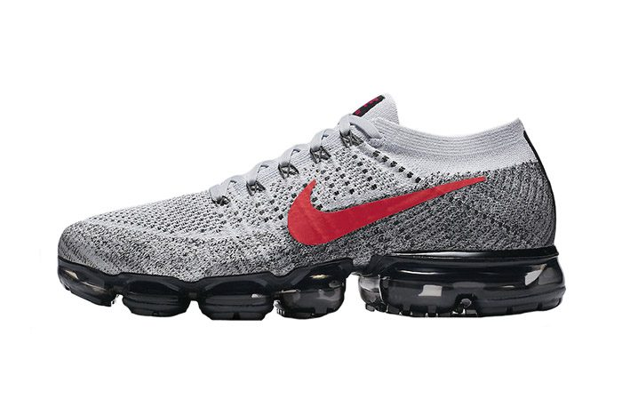 6a0534ac22 ... Nike Air Vapormax Gray Red 849558-020 Buy New Sneakers Trainers FOR Man  Women in ...