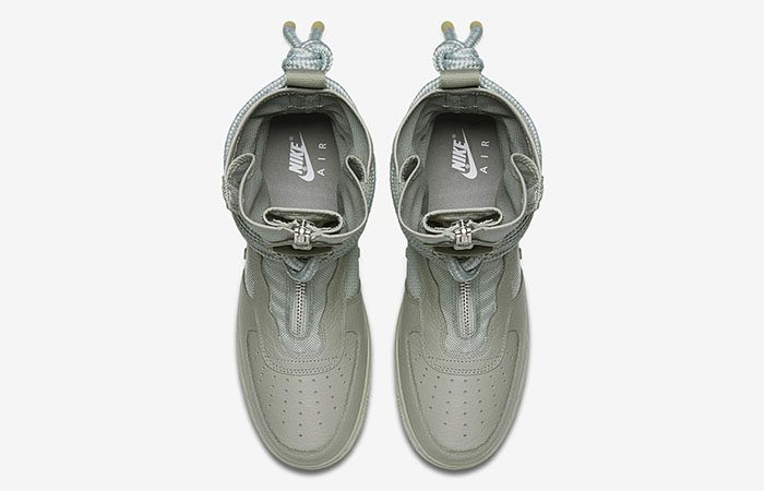 Nike SF Air Force 1 Hi Sage AA1128-201 Buy New Sneakers Trainers FOR Man Women in United Kingdom UK Europe EU Germany DE 03