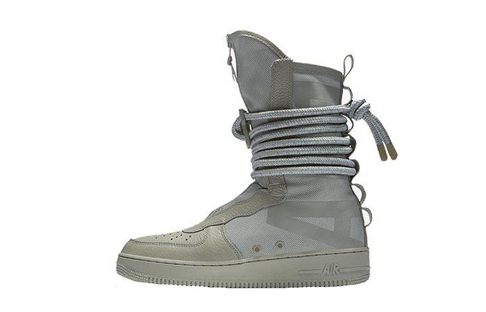 Nike SF Air Force 1 Hi Sage AA1128-201 Buy New Sneakers Trainers FOR Man Women in United Kingdom UK Europe EU Germany DE 04