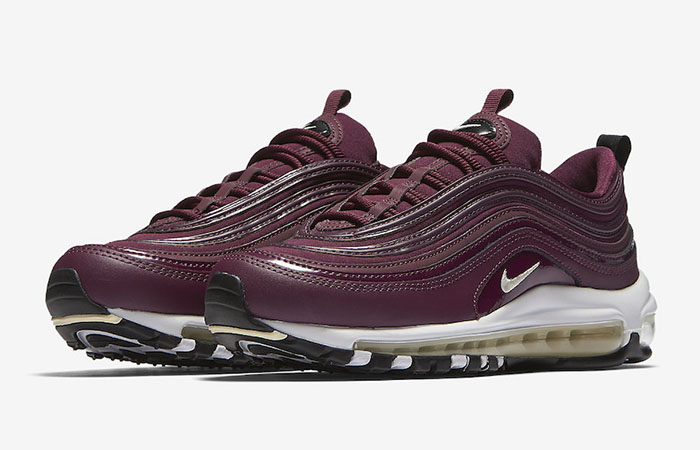 4d6b774e6a3a0b ... Nike Air Max 97 Premium Bordeaux 917646-601 Buy New Sneakers Trainers  FOR Man Women ...