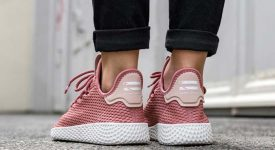 83647ec49 ... Pharrell Williams adidas Tennis Hu Pink DB2552 Buy New Sneakers  Trainers FOR Man Women in United ...