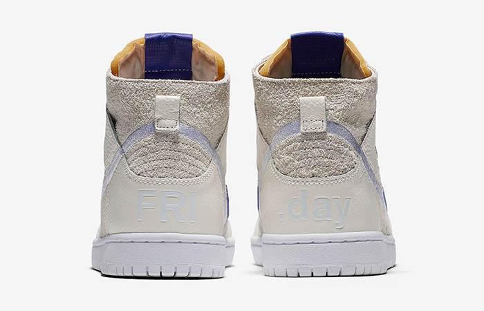 premium selection 7ee7a 2995c Soulland x Nike SB Dunk High White AH9613-141