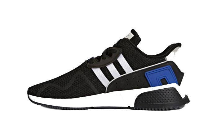 meet e3e3a 9bc08 adidas EQT Cushion ADV Blue Pack Black CQ2374
