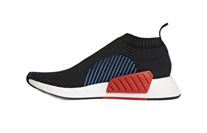 1821b3bde0ad1 adidas NMD CS2 Black Blue Primeknit CQ2372 Buy New Sneakers Trainers FOR Man  Women in United ...