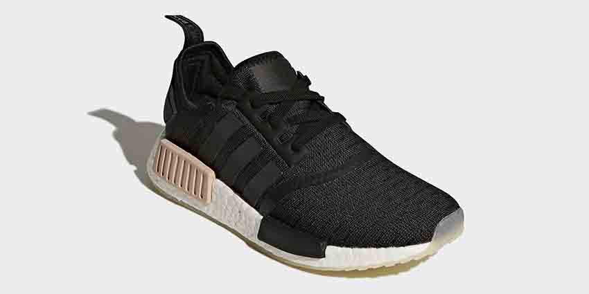 c9a0260975c36 adidas NMD R1 Ash Pearl and Carbon Pack releases December 15th via listed  UK and European retailers.