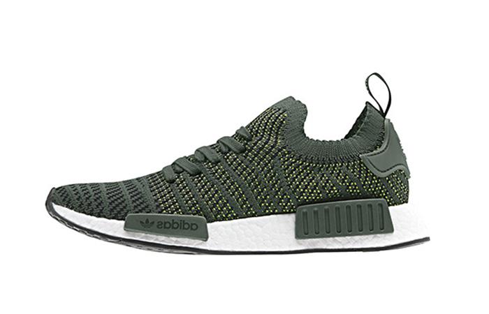 premium selection 20d08 ecd77 adidas NMD R1 STLT Green CG2389