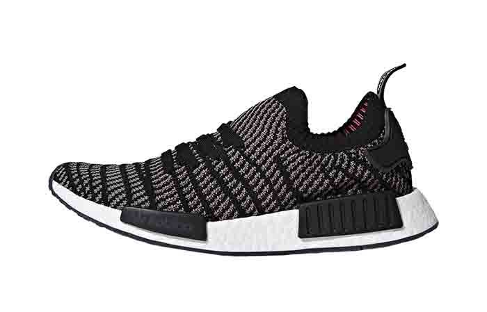 989ef4c61 adidas NMD R1 STLT Primeknit Black CQ2386 Buy New Sneakers Trainers FOR Man  Women in United ...