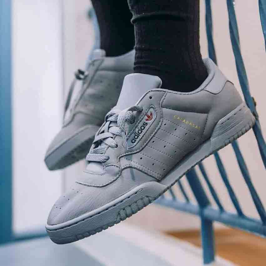 edbcc2b57be Yeezy Powerphase Calabasas Grey releases on December 9th via listed UK and  European retailers. Stay glued to get all the details on this pack.