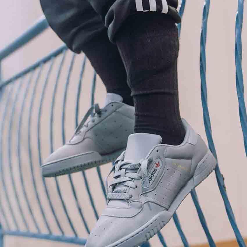 Adidas Yeezy Powerphase Calabasas Grey | Zapatillas reebok